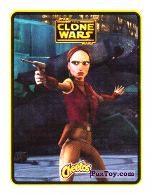 PaxToy.com - 06 Падме Амидал из Cheetos: Clone Wars - Star Wars