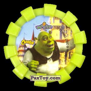 PaxToy.com - 04 Шрек и Осел (Резиновый бампер) (Сторна-back) из Cheetos: Shrek (Blaster)