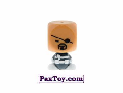 PaxToy.com - 05 NICK FURY из Varus: MARVEL Mania (Blokhedz)