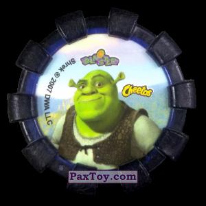 PaxToy.com - 05 Шрек и Осел (Резиновый бампер) (Сторна-back) из Cheetos: Shrek (Blaster)
