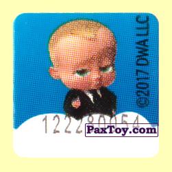 PaxToy.com - 06  Босс-молокосос - Босс-молокосос из Магнит: Маленькие герои ищут друзей