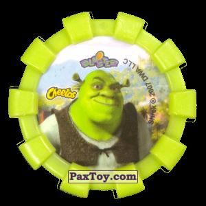 PaxToy.com - 06 Шрек и Осел (Резиновый бампер) (Сторна-back) из