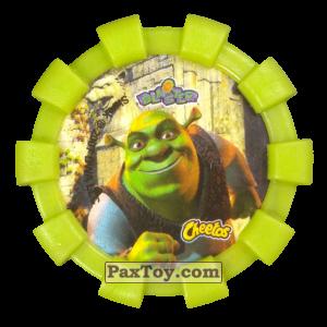 PaxToy.com - 07 Шрек и Осел (Резиновый бампер) (Сторна-back) из