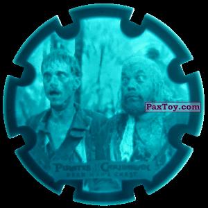 PaxToy.com - 08 Ragetti & Pintel - Пиратский дублон из Estrella: Пираты Карибского моря: Сундук мертвеца