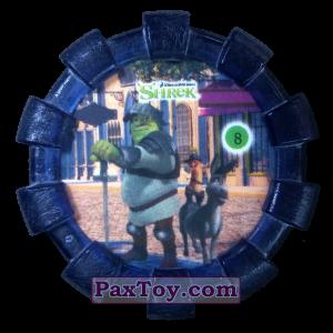 PaxToy.com - 08 Шрек и Осел и Кот в сапогах из Cheetos: Shrek (Blaster)
