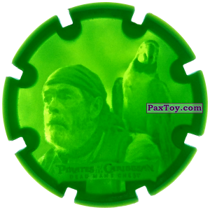 PaxToy.com - 09 Cotton - Пиратский дублон из Estrella: Пираты Карибского моря: Сундук мертвеца