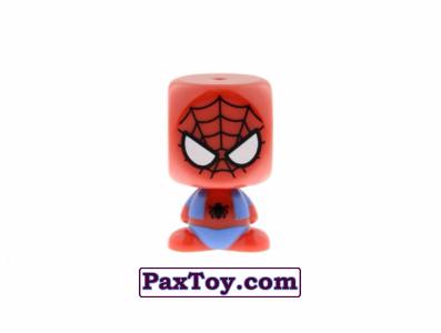 PaxToy.com - 09 SPIDER-MAN из Varus: MARVEL Mania (Blokhedz)