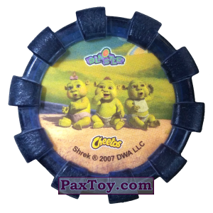 PaxToy.com - 09 Шрек (Сторна-back) из Cheetos: Shrek (Blaster)