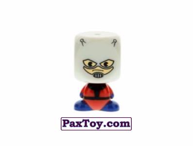 PaxToy.com - 11 ANT-MAN из Varus: MARVEL Mania (Blokhedz)