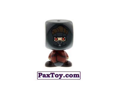 PaxToy.com - 13 STAR-LORD из Varus: MARVEL Mania (Blokhedz)