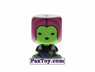 PaxToy.com - 14 GAMORA из Varus: MARVEL Mania (Blokhedz)