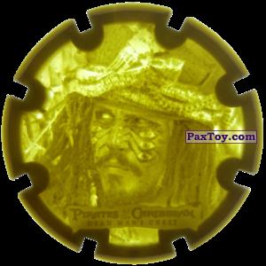 PaxToy.com - 14 Jack Sparrow - Пиратский дублон из Estrella: Пираты Карибского моря: Сундук мертвеца