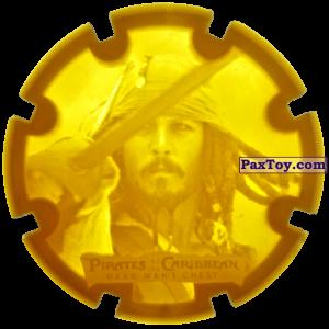 PaxToy.com - 15 Jack Sparrow - Пиратский дублон из Estrella: Пираты Карибского моря: Сундук мертвеца