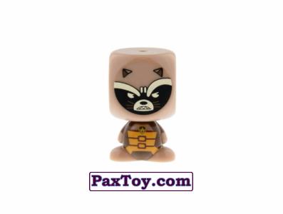 PaxToy.com - 16 ROCKET из Varus: MARVEL Mania (Blokhedz)