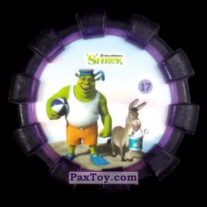 PaxToy.com - 17 Шрек и Осел (Резиновый бампер) из Cheetos: Shrek (Blaster)