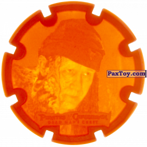 PaxToy.com - 17 William Turner Sr. (Bootscrap Bill) - Пиратский дублон из Estrella: Пираты Карибского моря: Сундук мертвеца