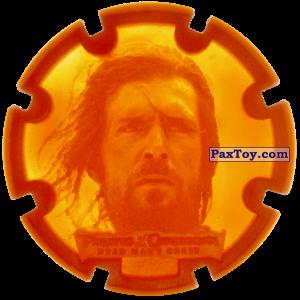 PaxToy.com - 18 James Norrington - Пиратский дублон из Estrella: Пираты Карибского моря: Сундук мертвеца