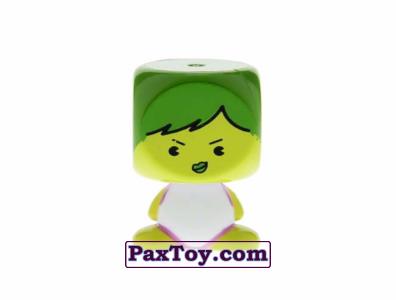 PaxToy.com - 19 SHE-HULK из Varus: MARVEL Mania (Blokhedz)