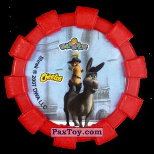 PaxToy.com - 20 Кот в сапогах (Резиновый бампер) (Сторна-back) из