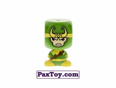 PaxToy.com - 21 LOKI из Varus: MARVEL Mania (Blokhedz)