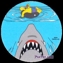 PaxToy 24 Мир Гомера!   Акула