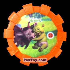 PaxToy.com - 29 Фелиция и Дронки (Резиновый бампер) из Cheetos: Shrek (Blaster)