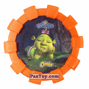 PaxToy.com - 29 Фелиция и Дронки (Резиновый бампер) (Сторна-back) из Cheetos: Shrek (Blaster)