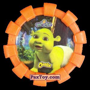 PaxToy.com - 33 Фелиция Фаркел Фергус и Осел (Резиновый бампер) (Сторна-back) из Cheetos: Shrek (Blaster)