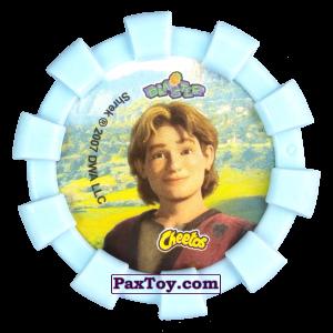 PaxToy.com - 38 Артур (Резиновый бампер) (Сторна-back) из Cheetos: Shrek (Blaster)
