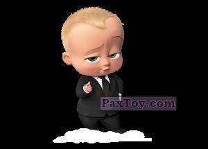 PaxToy.com - 06  Босс-молокосос - Босс-молокосос (Сторна-back) из Магнит: Маленькие герои ищут друзей