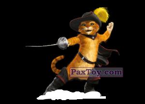 PaxToy.com - 03 Кот в сапогах - Шрек (Сторна-back) из Магнит: Маленькие герои ищут друзей