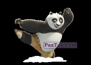 PaxToy.com - 04 По - Кунг-Фу Панда (Сторна-back) из Магнит: Маленькие герои ищут друзей