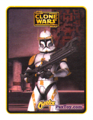 PaxToy.com - 08 Клон Командир Гри из Cheetos: Clone Wars - Star Wars