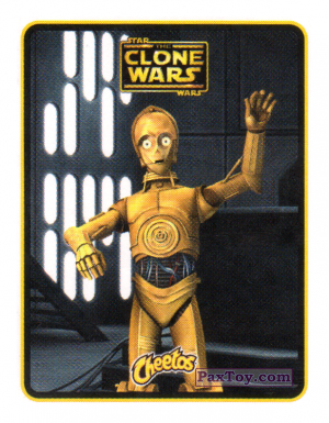 PaxToy.com - 11 Си-3ПиО из Cheetos: Clone Wars - Star Wars