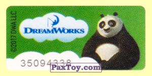 PaxToy.com - 14 По - Кунг-Фу Панда (Широкая [2]) из Магнит: Маленькие герои ищут друзей