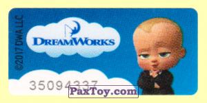 PaxToy.com - 16 Босс-молокосос - Босс-молокосос (Широкая [2]) из Магнит: Маленькие герои ищут друзей