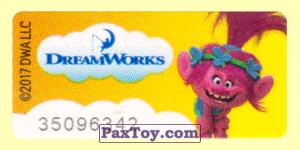 PaxToy.com - 18 Розочка - Тролли (Широкая [2]) из Магнит: Маленькие герои ищут друзей