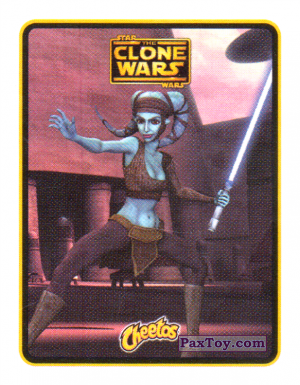PaxToy.com - 18 Эйла Секура из Cheetos: Clone Wars - Star Wars
