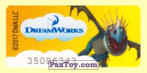 PaxToy.com - 19 Громгильда - Как приручить дракона (Широкая [2]) из Магнит: Маленькие герои ищут друзей