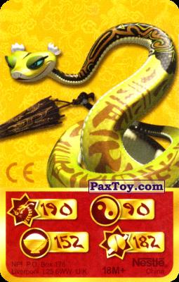 PaxToy.com - 190 Скорость Дракона - Viper из Kosmostars: Карты «Кто Сильнее?»
