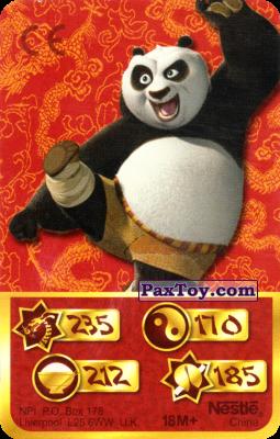 PaxToy.com - 235 Скорость Дракона - Po Panda из Kosmostars: Карты «Кто Сильнее?»