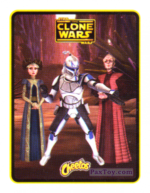PaxToy.com - 26 Республика из Cheetos: Clone Wars - Star Wars