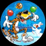 PaxToy 29 Честер жонглирует мячиками