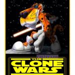 PaxToy 30 Cheetos Star Wars   Clone Wars