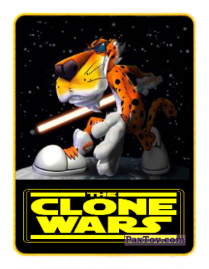 PaxToy.com - 30 Cheetos Star Wars - Clone Wars из Cheetos: Clone Wars - Star Wars