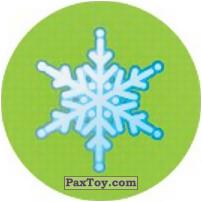 Emoji / Эмодзи - 30 Снежинка