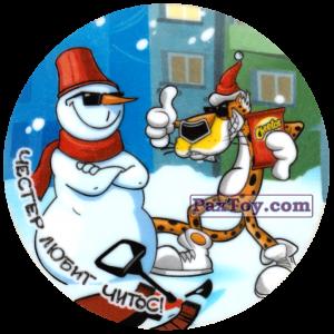 PaxToy.com - 33 Честер и крутой снеговик из Cheetos: Честер любит Читос!