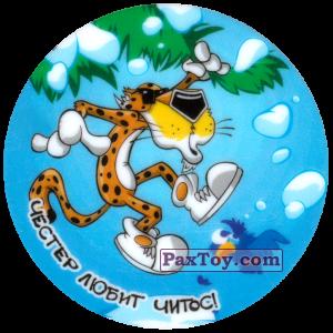 PaxToy.com - 34 Честер трясет еловые ветки из Cheetos: Честер любит Читос!