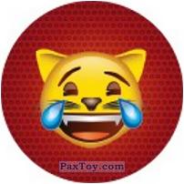 Emoji / Эмодзи - 35 Кот плачет до слез