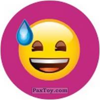 Emoji / Эмодзи - 40 Смайлик в недоумении